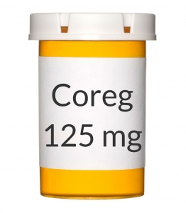 Coreg 3.125mg Tablets