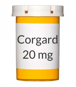 Corgard 20mg Tablets