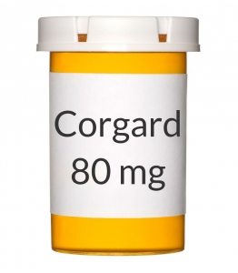 Corgard 80 mg Tablets
