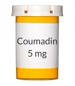 Coumadin 5mg Tablets