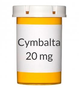 Cymbalta 20mg Capsules