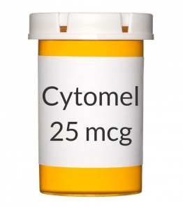 Cytomel 25 mcg Tablets