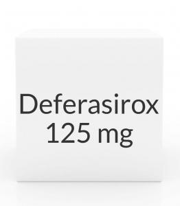 Deferasirox 125mg Tablets