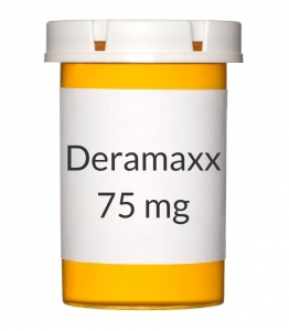 Deramaxx 75mg Chewable Tablets (30 Count)