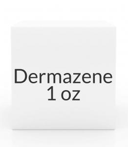 Dermazene 1-1% Cream- 1oz