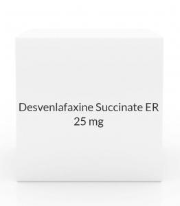 Desvenlafaxine Succinate ER 25mg Tablets