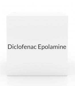 Diclofenac Epolamine (Flector) 1.3% Adhesive Patch- Box of 5 (Greenstone)
