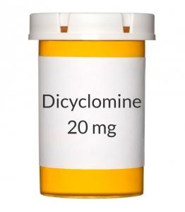 Dicyclomine 20mg Tablets
