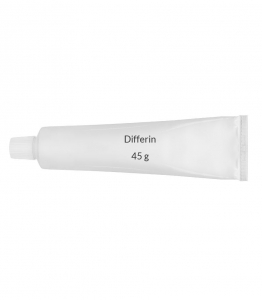 Differin 0.1% Gel (45g tube)