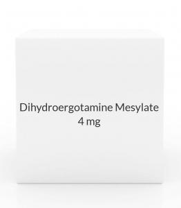 Dihydroergotamine Mesylate 4mg/ml Nasal Spray- 1ml