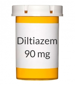 Diltiazem 90 mg Tablets