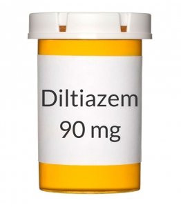 Diltiazem 90 mg Tablets