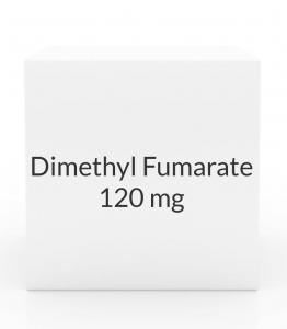 Dimethyl Fumarate 120mg Capsules- 14ct