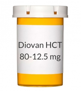 Diovan HCT 80-12.5mg Tablets