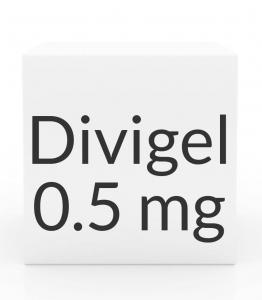 Divigel 0.5mg Gel- 30x1g Packets