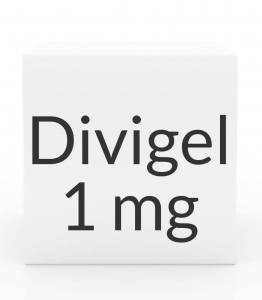 Divigel 1mg Gel- 30x1g Packets