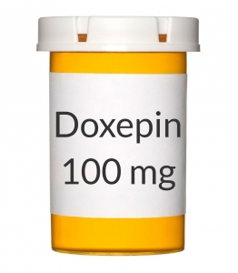 Doxepin 100mg Capsules