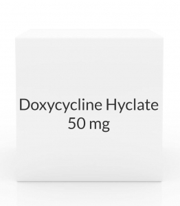 Doxycycline Hyclate 50mg Tablet