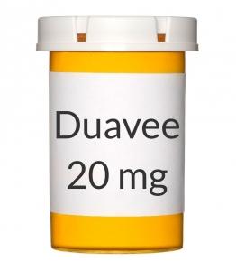 Duavee 0.45-20mg Tablets
