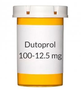 Dutoprol 100-12.5 mg Tablets