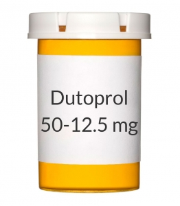 Dutoprol 50-12.5 mg Tablets