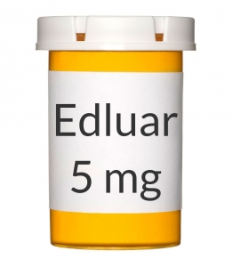 Edluar 5mg Sublingual Tablets