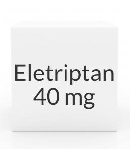 Eletriptan 40mg - 6 Tablet Pack