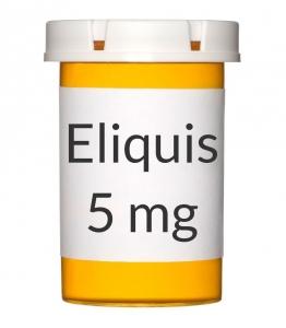 Eliquis 5mg Tablets