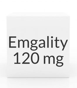 Emgality 120mg/ml Prefilled Syringe- 1ml