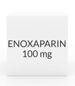 ENOXAPARIN 100mg/ml- 3ml Vial