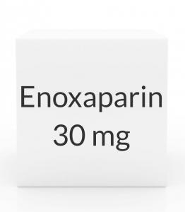 Enoxaparin 30mg/0.3ml Prefilled Syringe (10 Syringes per Box)