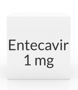 Entecavir 1mg Tablets