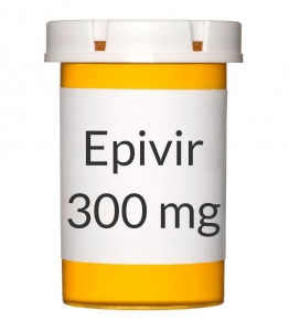 Epivir 300mg Tablets