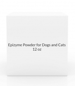 Epizyme Powder for Dogs and Cats- 12oz