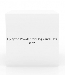 Epizyme Powder for Dogs and Cats- 8oz
