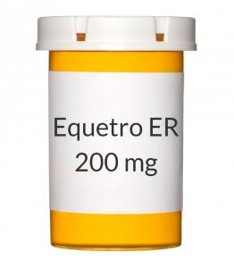 Equetro ER 200mg Capsules