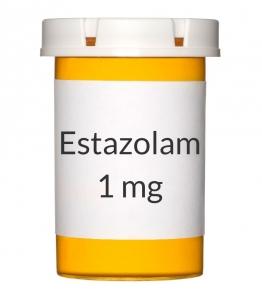 Estazolam 1mg Tablets
