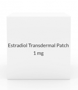 Estradiol Transdermal Patch 0.1mg/24 Hours (Pack of 4)