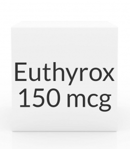 Euthyrox 150mcg Unit Dose Tablet- 30ct Blister Pack
