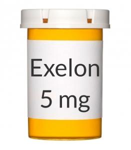 Exelon 1.5mg Capsules