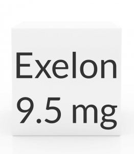 Exelon 9.5mg / 24 Hour Patch - Box of 30