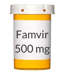 Famvir 500mg Tablets