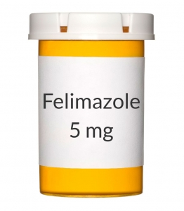 Felimazole 5 mg Tablets
