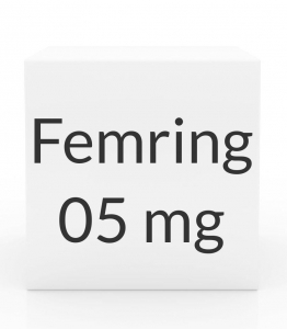 Femring 0.05mg Vaginal Ring