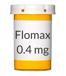 Flomax 0.4mg Capsules***Currently Unavailable Due To Manufacturing Issues. Expected Restocking Date - Early-Mid December 2015***