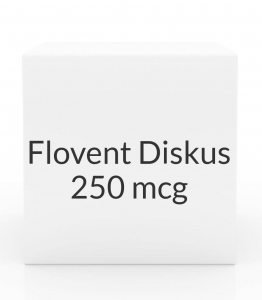 Flovent Diskus 250mcg Inhaler - 28 Metered Doses