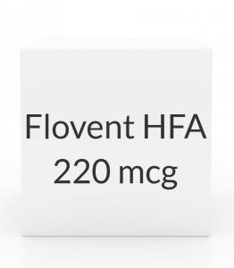 Flovent HFA 220mcg Inhaler (120 Actuations - 12g)