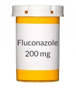 Fluconazole 200 mg Tablets (Generic Diflucan)