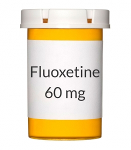 Fluoxetine 60mg Tablets