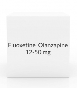Fluoxetine  Olanzapine 12-50mg Capsules